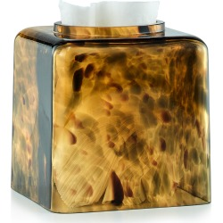 Tortoise Tissue Box Cover found on Bargain Bro India from horchow.com for $460.00