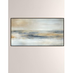 Cold Water Giclee On Canvas Wall Art With Frame found on Bargain Bro from horchow.com for USD $421.80