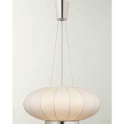 Paper Moon Medium Hanging Shade found on Bargain Bro Philippines from horchow.com for $2140.00
