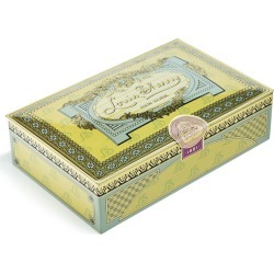 Vintage 1881 12-Piece Assorted Chocolate Truffle Tin found on Bargain Bro India from horchow.com for $35.00