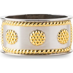Berry & Thread 2-Tone Metal Napkin Ring found on Bargain Bro India from horchow.com for $25.00
