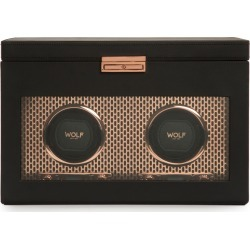 Axis Double Watch Winder with Storage found on Bargain Bro India from horchow.com for $1129.00