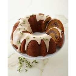 Pecan Pumpkin Streusel Coffee Cake found on Bargain Bro Philippines from horchow.com for $54.00