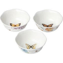 Butterfly Meadow Prep Bowls, Set of 3