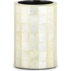 Capiz Ivory Brush Holder found on Bargain Bro India from horchow.com for $155.00