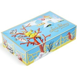 China Sea 12-Piece Assorted Chocolate Truffle Tin found on Bargain Bro India from horchow.com for $40.00