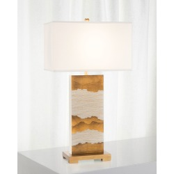 Golden Dunes Table Lamp found on Bargain Bro India from horchow.com for $1080.00