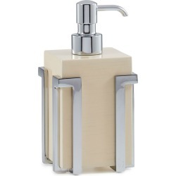 Embrace Ash Chrome Pump Dispenser found on Bargain Bro India from horchow.com for $540.00