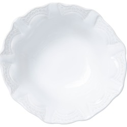 Incanto Stone Lace Cereal Bowl, White found on Bargain Bro India from horchow.com for $50.00