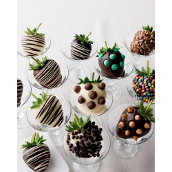 Chocolate Strawberries with Toppings found on Bargain Bro India from horchow.com for $70.00