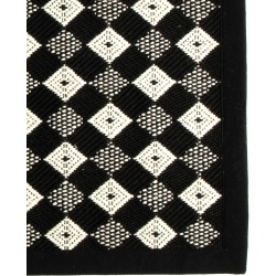 Harlequin Rug, 8' x 10' found on Bargain Bro India from horchow.com for $895.00