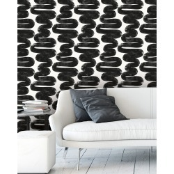 Wiggle Room Removable Wallpaper found on Bargain Bro India from horchow.com for $170.00