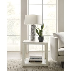 Cascade Collection Square End Table found on Bargain Bro India from horchow.com for $829.00