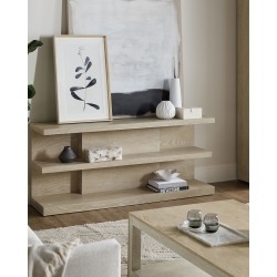 Cascade Collection Console Table found on Bargain Bro India from horchow.com for $1319.00