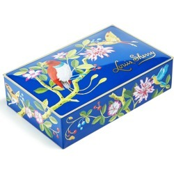 Bird and Butterfly 12-Piece Assorted Chocolate Truffle Tin found on Bargain Bro India from horchow.com for $35.00