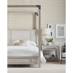 Monterra Canopy Queen Bed found on Bargain Bro from horchow.com for USD $8,328.84