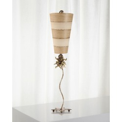 Anemone Table Lamp found on Bargain Bro India from horchow.com for $500.00