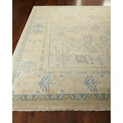 Fonda Hand Knotted Rug, 10' x 14' found on Bargain Bro from horchow.com for USD $4,179.24