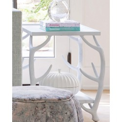 Stag End Table found on Bargain Bro from horchow.com for USD $1,216.00