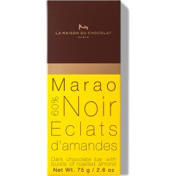 Dark Chocolate Almond Marao Bar found on Bargain Bro Philippines from horchow.com for $12.00