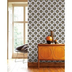 Soleil Removable Wallpaper found on Bargain Bro India from horchow.com for $55.00
