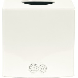 Ceramica Blanca Tissue Box found on Bargain Bro from horchow.com for USD $171.00