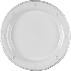 Berry & Thread Whitewash Dinner Plate found on Bargain Bro India from horchow.com for $42.00