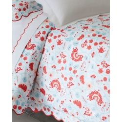 Marsalis Queen Duvet Set found on Bargain Bro Philippines from horchow.com for $650.00