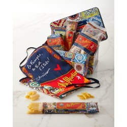 Dolce & Gabbana Pasta & Apron Tin Box Set found on Bargain Bro Philippines from horchow.com for $160.00