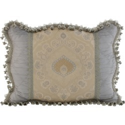 Standard Crystal Palace Medallion-Center Sham found on Bargain Bro Philippines from horchow.com for $235.90
