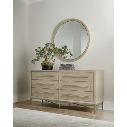 Cascade Six-Drawer Dresser found on Bargain Bro India from horchow.com for $2959.00