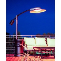 Curve Infrared Patio Heater