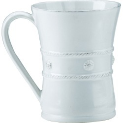 Berry & Thread Whitewash Mug found on Bargain Bro India from horchow.com for $32.00