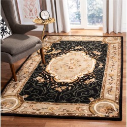 Aubusson Night Rug, 4' x 6' found on Bargain Bro India from horchow.com for $349.00