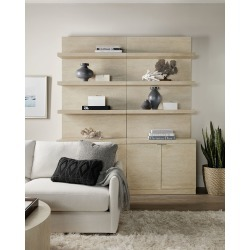 Cascade Collection Bookcase found on Bargain Bro India from horchow.com for $2479.00