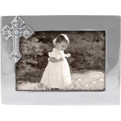 "Cross Picture Frame, 4"" x 6"""
