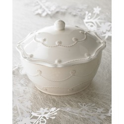 Berry & Thread Covered Casserole found on Bargain Bro India from horchow.com for $108.00