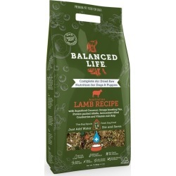 Balanced Life Dog Food 3.5kg Lamb