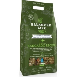 Balanced Life Dog Food 3.5kg Kangaroo