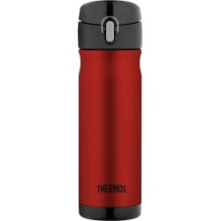 Thermos 470ml Stainless Steel Vacuum Insulated Commuter Bottle Red found on Bargain Bro Philippines from house.com.au for $23.57