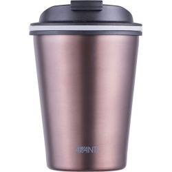 Avanti GoCup Double Wall Coffee Cup 280ml Rose Gold found on Bargain Bro Philippines from house.com.au for $11.78