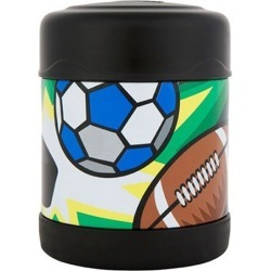 Thermos FUNtainer Food Jar 290ml Multi Sports found on Bargain Bro Philippines from house.com.au for $18.07