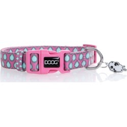 Doog Luna Dog Collar Pink with Tear Dops Extra Small found on Bargain Bro India from house.com.au for $11.58
