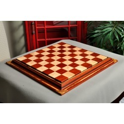 Bloodwood Signature Contemporary Chess Board