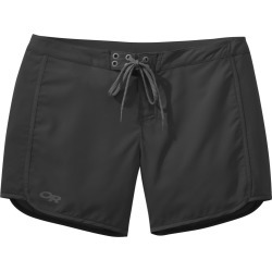 Outdoor Research Women's Buena Board Shorts Black Size 12 found on Bargain Bro India from iboats for $29.99