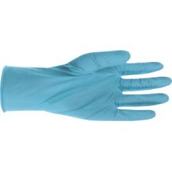 Boss Gloves Nitrile Gloves Blue Xlg 100/Bx
