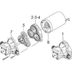 Shurflo Valve Assembly 2088 Series 94-232-06