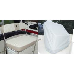 Carver Universal Reversible Seat Cover - Sunbrella