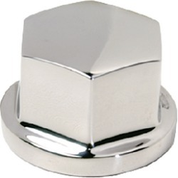 Seachoice Steering Wheel Replacement Nut, 5/8 - 18, Stainless Steel found on Bargain Bro India from iboats for $19.95