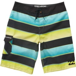 Billabong Men's All Day OG Stripe Boardshorts found on Bargain Bro India from iboats for $20.99